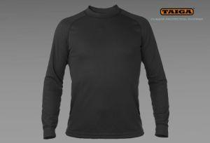 bluza EAGLE-bielizna termoaktywna Polartec-Odour-Resistant-czarna