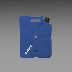 Filtr do wody, kanister Jerrycan firmy Lifesaver