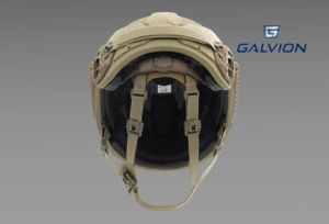 Fasunek do hełmów i kasków CAIMAN firmy Galvion (dawne Revision)