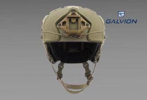 Hełm Caiman Hybrid kolor Tan499 firmy Galvion (dawne Revision)