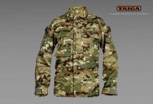 Koszula polowa mundurowa NR TJ firmy TAIGA - kamuflaż TMTP