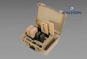 Przenośne urządzenie do ładowania NervCentr firmy Galvion (dawne Revision)