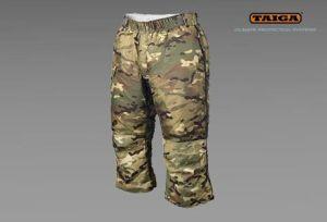 Dwustronne spodnie docieplające RF 150 firmy TAIGA