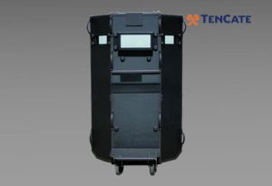 Tarcza balistyczna TARGA LIGHT CS-800 TL RAMSES II firmy TENCATE