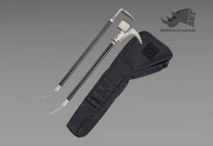 Zestaw narzędzi wyważeniowych Light Breaching Kit firmy SET