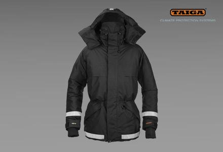 Ciepła kurtka ARCTIC z Gore-Tex firmy TAIGA