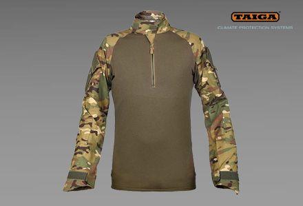 Bluza taktyczna, ogniotrwała UAC COMBAT FR firmy TAIGA