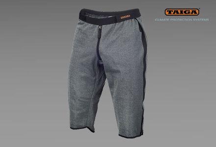 Odporne na przecięcia, ogniotrwałe krótkie spodnie CR FR firmy TAIGA