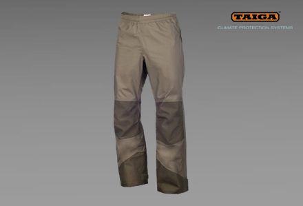 Spodnie przeciwdeszczowe CRWC firmy TAIGA