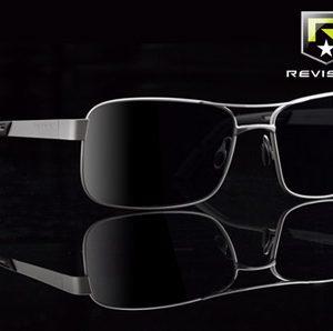 DELTAWING okulary przeciwsloneczne dla pilotów REVISION przyciemniane