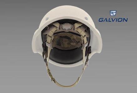 Fasunek MSS do hełmów Viper firmy Galvion (dawne Revision)