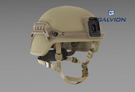 Hełm balistyczny Viper A3, P4 firmy Galvion (Revision) Full Cut