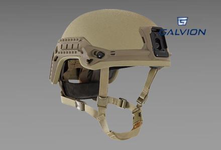 Hełm balistyczny Viper A3, P4 firmy Galvion (Revision) High Cut