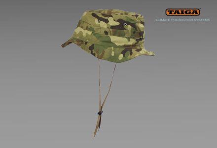 Wojskowy kapelusz NR firmy TAIGA - kamuflaż TMTP