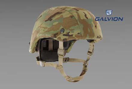 Pokrowiec BASIC na hełm balistyczny Viper firmy Galvion (dawne Revision)