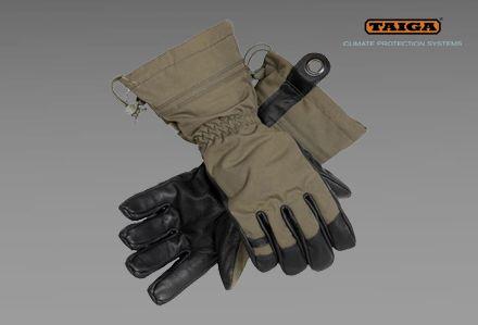 Rękawice pięciopalczaste RF firmy TAIGA