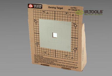 Termowizyjna tarcza zerująca Infrared Tools IR.Tools