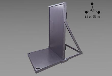Treningowe drzwi breacherskie DBK firmy Ha3o