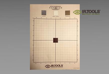 Tarcza zerująca uniwersalna firmy IR.Tools Infrared Tools
