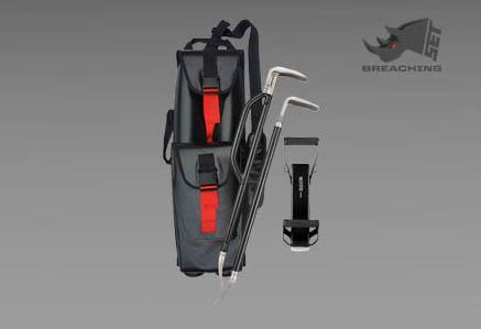 Zestaw narzędzi wyważeniowych FireFighter Kit firmy SET