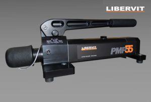 Hydrauliczna pompa ręczna PMP55 serii Blackline firmy Libervit