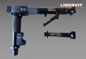 Hydrauliczny wyważacz do drzwi HR7 firmy LIBERVIT seria Blackline