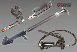 Zestaw narzędzi hydraulicznych HRP firmy Ratools