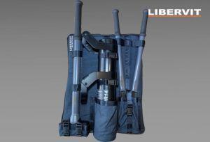 Zestaw narzędzi wyważeniowych EBP2 firmy LIBERVIT serii Blackline