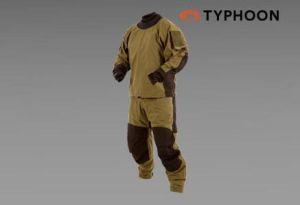 Dwuczęściowy suchy kombinezon COXSWAIN firmy TYPHOON