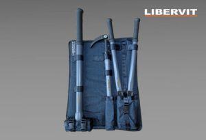 Zestaw narzędzi wyważeniowych EBP7 firmy LIBERVIT serii Blackline