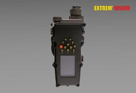 Podwodny zestaw GPS ALIGATOR firmy Extrem' Vision