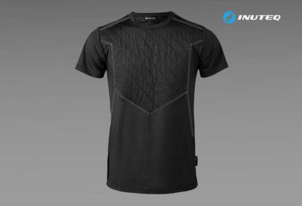 Koszulka, t-shirt chłodzący BODYCOOL firmy INUTEQ - technologia H2O