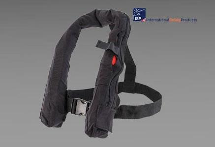 Pneumatyczna kamizelka ratunkowa Challenger Ultra Slim Lifejacket firmy ISP