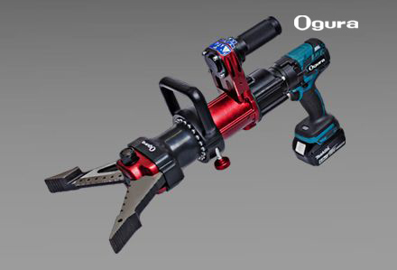 Narzędzie hydrauliczne Combi Tool BC-300 firmy Ogura