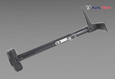 Dwumodułowe, dwustronne narzędzie HUMPHRY ALTI-HT firmy Ruhltech