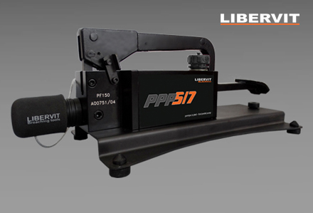 Hydrauliczna pompa nożna PPP5/7 firmy Libervit