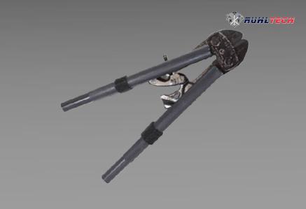 Nożyce składane ALTI-FBC-024 firmy Ruhltech