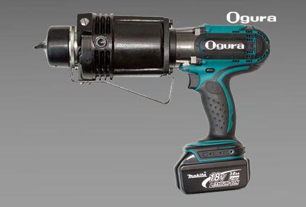 Pompa HRS-941 do narzędzi hydraulicznych firmy OGURA
