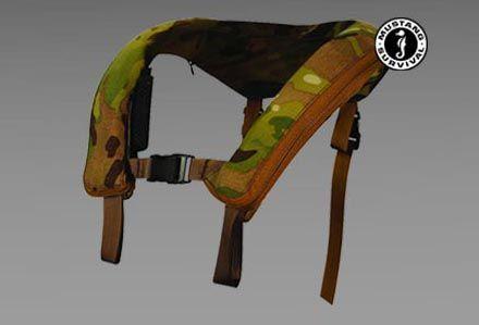 Kompaktowa kamizelka ratunkowa RATIS firmy Mustang Survival