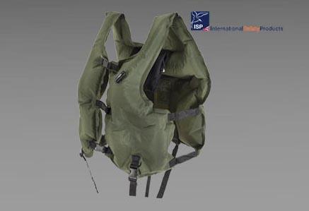 Kamizelka ratunkowa Riverine Buoyancy Aid Lifejacket firmy ISP