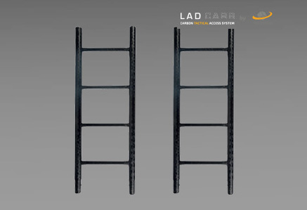 System lekkich drabin szturmowych LadCarb firmy HQH