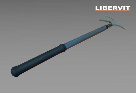 Topór taktyczny BA6 firmy Libervit seria Blackline
