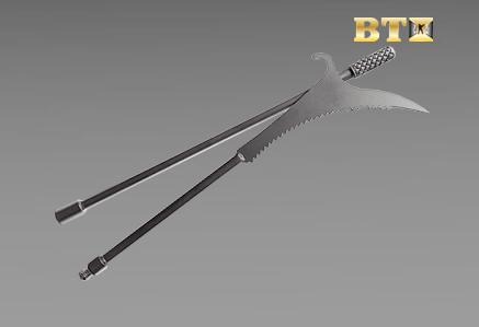 Wybijak dwuczęściowy BRAKE&RAKE BNRC firmy BTI
