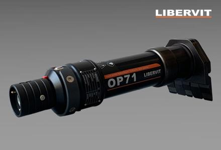 Hydrauliczny wyważacz do drzwi OP71 firmy Libervit