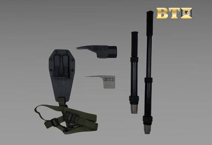 Zestaw narzędzi wyważeniowych Patriot firmy BTI
