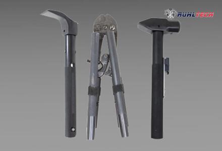 Zestaw kompaktowych narzędzi RT-CTK firmy Ruhltech