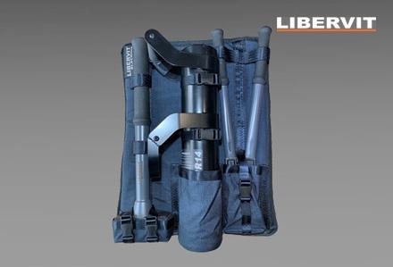 Zestaw narzędzi wyważeniowych EBP1 firmy LIBERVIT serii Blackline