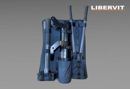 Zestaw narzędzi wyważeniowych EBP3 firmy LIBERVIT serii Blackline
