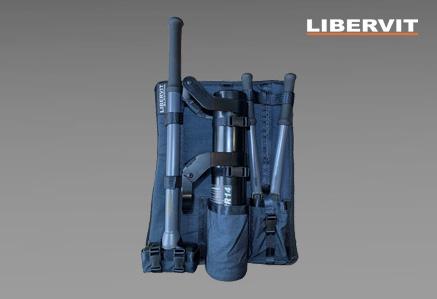 Zestaw narzędzi wyważeniowych EBP4 firmy LIBERVIT serii Blackline