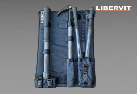 Zestaw narzędzi wyważeniowych EBP6 firmy LIBERVIT serii Blackline